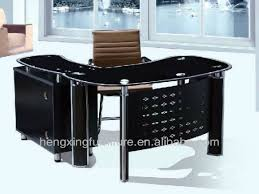 glass office table. brilliant office new office furniture discounted price mdf table hx2801 to glass w