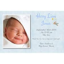 Baby Boy Thank You Cards Thank You Baby Cards Amazon Co Uk