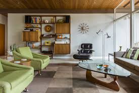 mid century modern furniture portland. A Remodeled Midcentury Modern Portland Home Features Carefully Collected Vintage Pieces Throughout. Photo By David Papazian Mid Century Furniture