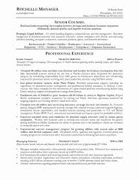 Sample Lawyer Curriculum Vitae Lovely Attorney Resume Samples