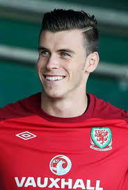 Soccer Hairstyles 1 Amazing Gareth Bale Wales Real Madrid Footballer Please Bring Back This