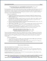 Technical Services Manager Resume Ceciliaekici Com