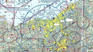Airspace Sectional Chart Sectional Chart Airspace Classification Overview Aerial Guide