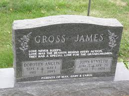 Dorothy Avis Anglin Gross (1911-1993) - Find A Grave Memorial