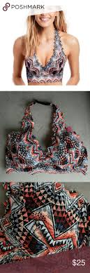 Lightly Lined Halter Bralette Vs Pink Lightly Lined Halter Lace Bralette Victorias Secret