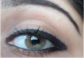 how to make eyes look bigger with eyeliner final look