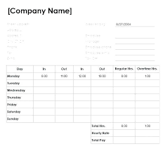 Biweekly Time Sheet Calculator Inspiration Bi Monthly Time Card Template Example Bi Monthly Time Card Template