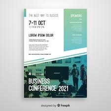 Conference Flyer Templates Free Bilir Opencertificates Co