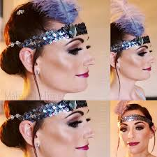 1920s hair makeup peaky blinders night out