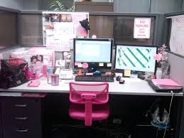 decorate an office. Decorating An Office Wondrous Cubicle Ideas To Decorate Your For Cute Pink .