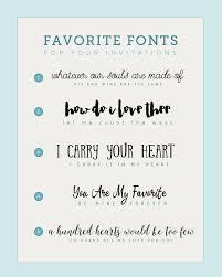 bsb favorite fonts february