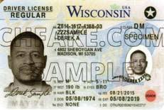 Scannable Wisconsin Fake Identification Id Buy