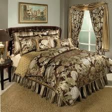 4 piece queen bedding collection