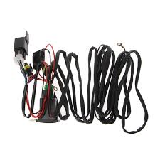 universal 12v 40a relay wiring harness on off switch kit car universal 12v 40a relay wiring harness on off switch kit car electronics accessories for car led cables