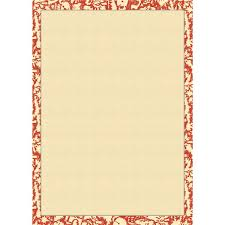 Top 10 Free Borders For Printable Stationery Available From