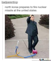 North Korea Prepares To Fire Nuclear Missile At The United States ... via Relatably.com