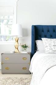 Navy White And Gold Bedroom White And Gold Bedroom Ideas Modern Gold ...
