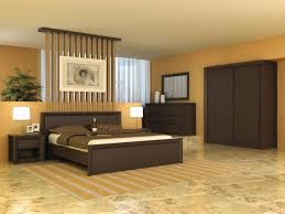 sleek bedroom furniture. sleek yellow walls black furniture bedroom