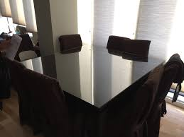just contact us and we ll assist you in choosing your custom cut glass table top