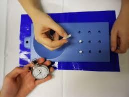 9 Hole Peg Test Intro To Ot Assessment Intervention
