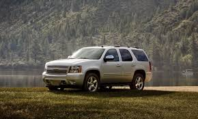 2014 Chevrolet Tahoe Review - Top Speed