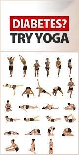 Yoga Asanas For Curing Diabetes To Get Started With The