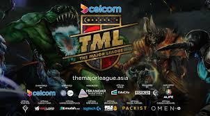 rm 300 000 celcom tml dota 2 tournament the level my