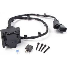 land rover tow bar electric harness wiring kit range evoque tow bar wiring harness image is loading land rover tow bar electric harness wiring kit