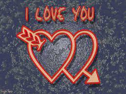 Free 3d Wallpaper i love you Download ...