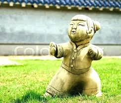 funny garden statues military statue traditional demonstrating art stock photo princess concrete st