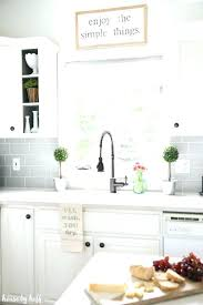 farmhouse kitchen decor modern kitchen decor ideas a modern farmhouse kitchen makeover farmhouse modern kitchen wall