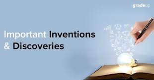 Railways Alp Technician And Group D Gk Notes List Of Inventions