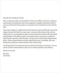 An Application Letter For A Job As A Teacher Latest News