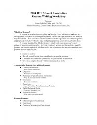 How To Write A Resume For Experienced Cover Letter How To Write A Resume With Little Experience Internship 6