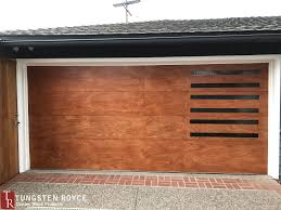 modern garage doors. Shown Here Is A Modern Sectional Garage Door. We Used Proprietary In-house Doors