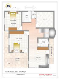 house plan 400 sq yards best of duplex house plan and elevation 2878 sq ft