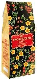 <b>Чай черный Краснодарский</b> букет — купить по выгодной цене на ...