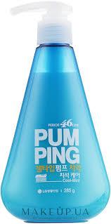 LG Household & Health <b>Pum</b> Ping Cool Mint - <b>Зубная паста</b>: купить ...