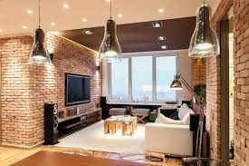 Interior Design Styles For Small Living Room Stylish Laconic And Functional New York Loft Style Interior