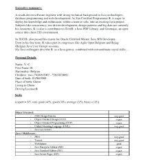 Junior Web Developer Resume Objective Sample Web Developer Resumes