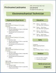 Resume Template Resume Formats Free Download Diacoblog Com