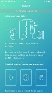 Trådfri App Now Supports The New Led Drivers Tradfri