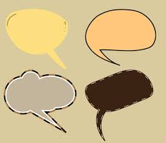 Photoshop Speech Bubble Thought And Speech Bubbles Pack 104 Free Vectors And