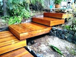 outdoor steps ideas backyard wood steps exterior wooden steps walkway outdoor wood stair railing plans outdoor steps design ideas