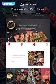 Wp Restaurant Themes Best Premium Wordpress Restaurant Themes 2019 Templatemonster