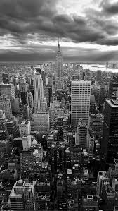 black and white wallpaper iphone. New York Empire State Building Black White IPhone Wallpaper With And Iphone