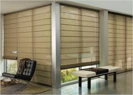 roman blinds large windows searching for bamboo roman shades for sliding glass doors window