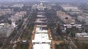 trump inauguration crowd size fox comparing donald trump and barack obamas inaugural crowd sizes