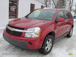 2006 Chevrolet Equinox LT AWD in Salsa Red Metallic - 130904 ...