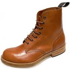 178 tan waxy leather sole boot rufflander safety boots from william lennon co ltd